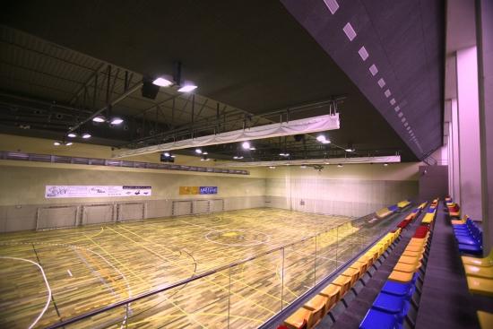 Pavelló Poliesportiu en Av. Línea Eléctrica, Cornellà